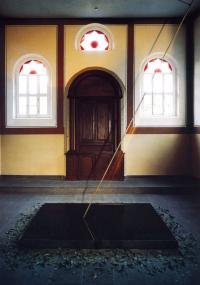 Synagogue Stommeln, Rebecca Horn, Installation View