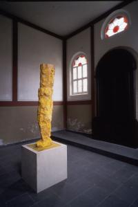 Synagogue Stommeln, Georg Baselitz, Exhibition View