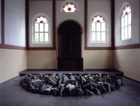 Synagogue Stommeln, Richard Long, Installation View