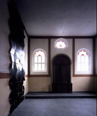Synagogue Stommeln, Rosemarie Trockel, Exhibition View